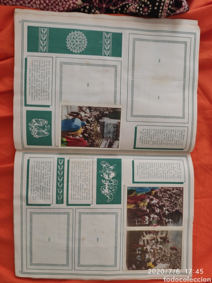 Coleccionismo Álbumes: Album incompleto ben hur - Foto 29 - 210580342