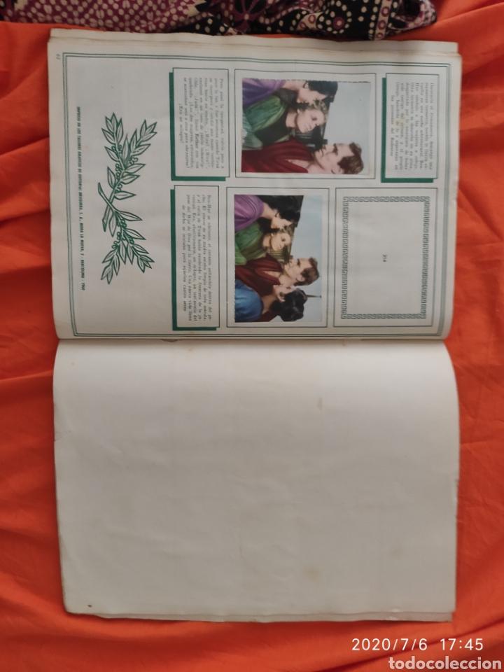 Coleccionismo Álbumes: Album incompleto ben hur - Foto 31 - 210580342