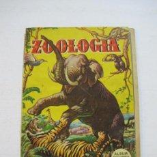 Coleccionismo Álbumes: ZOOLOGIA-VIAJE A TRAVES DEL MUNDO ANIMAL-CHOCOLATES OLLE-ALBUM INCOMPLETO-VER FOTOS-(V-21.176). Lote 210961032