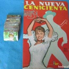 Coleccionismo Álbumes: LA NUEVA CENICIENTA. Lote 211485600