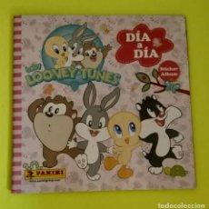 Coleccionismo Álbumes: ÁLBUM INCOMPLETO BABY LOONEY TUNES DE PANINI, FALTAN 21 CROMOS. Lote 212746801