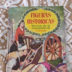 Coleccionismo Álbumes: ALBUM FIGURAS HISTÓRICAS II. Lote 212915447
