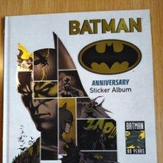 Coleccionismo Álbumes: ALBUM BATMAN 80 ANIVERSARIO TAPA DURA FRANCES. Lote 242925910