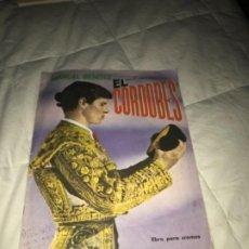 Coleccionismo Álbumes: ÁLBUM MANUEL BENÍTEZ EL CORDOBÉS (DISGRA - FHER) - AÑO 1964 - NO COMPLETO. Lote 214291011