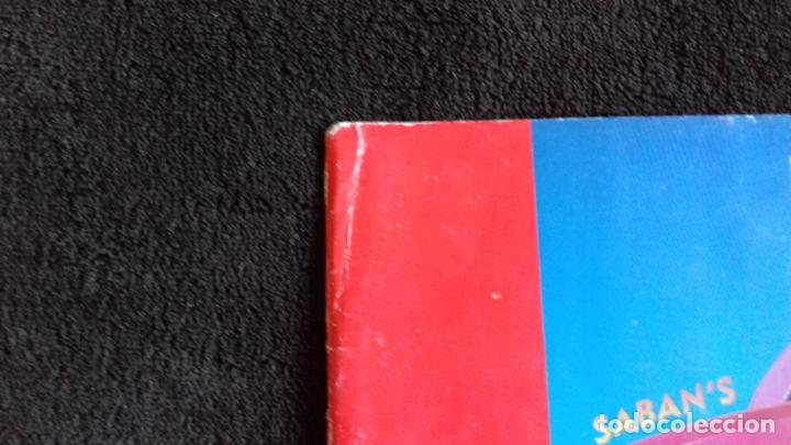 Coleccionismo Álbumes: POWER RANGERS SABANS. PANINI. 1996.ALBUM CROMOS INCOMPLETO - Foto 3 - 214502975