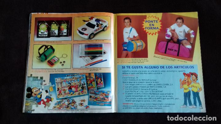 Coleccionismo Álbumes: POWER RANGERS SABANS. PANINI. 1996.ALBUM CROMOS INCOMPLETO - Foto 16 - 214502975