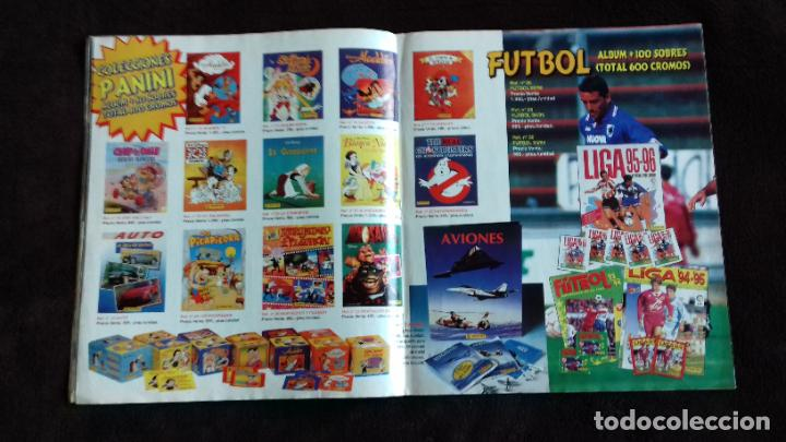 Coleccionismo Álbumes: POWER RANGERS SABANS. PANINI. 1996.ALBUM CROMOS INCOMPLETO - Foto 17 - 214502975