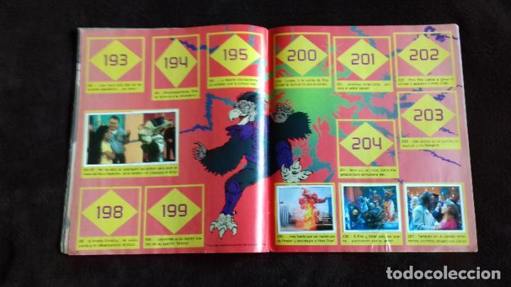 Coleccionismo Álbumes: POWER RANGERS SABANS. PANINI. 1996.ALBUM CROMOS INCOMPLETO - Foto 27 - 214502975
