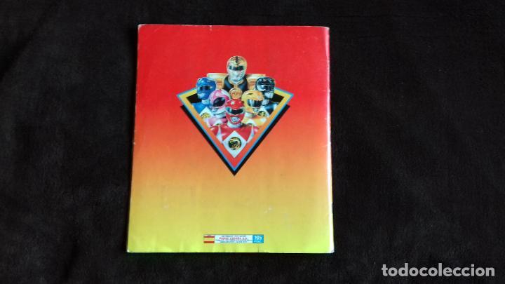 Coleccionismo Álbumes: POWER RANGERS SABANS. PANINI. 1996.ALBUM CROMOS INCOMPLETO - Foto 29 - 214502975