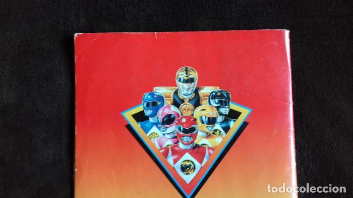 Coleccionismo Álbumes: POWER RANGERS SABANS. PANINI. 1996.ALBUM CROMOS INCOMPLETO - Foto 31 - 214502975