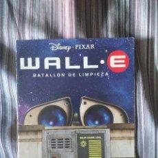 Coleccionismo Álbumes: ALBUM INCOMPLETO TIENE 98 CROMOS 55% WALL E PANINI VER FOTOS. Lote 214542833