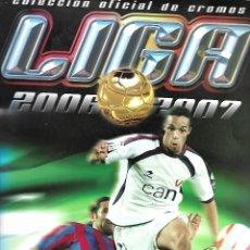 Coleccionismo Álbumes: ALBUM DE LA LIGA 2006/2007 COLECCIONES ESTE CON 300 CROMOS. Lote 214810945