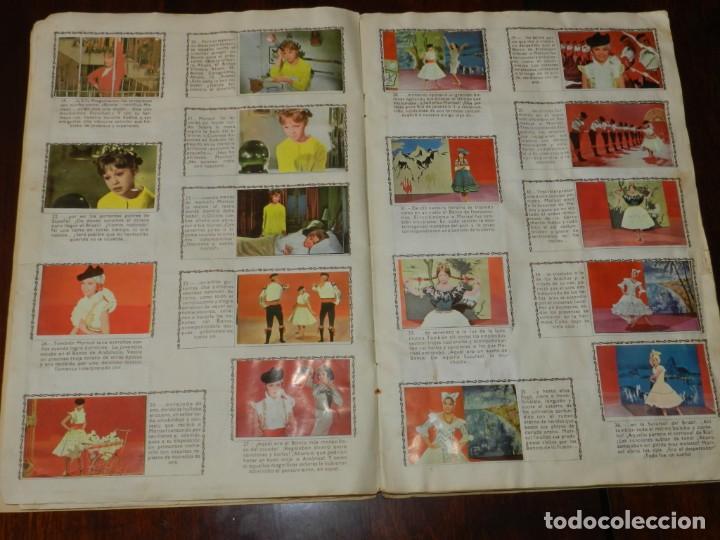 Coleccionismo Álbumes: Album de cromos Marisol Rumbo a Río - Álbum incompleto, faltan 10 cromos, los numeros (15, 17, 41, 6 - Foto 4 - 217122562