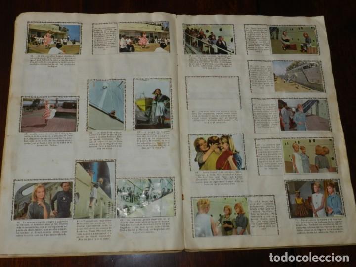 Coleccionismo Álbumes: Album de cromos Marisol Rumbo a Río - Álbum incompleto, faltan 10 cromos, los numeros (15, 17, 41, 6 - Foto 6 - 217122562