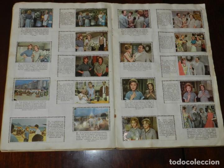 Coleccionismo Álbumes: Album de cromos Marisol Rumbo a Río - Álbum incompleto, faltan 10 cromos, los numeros (15, 17, 41, 6 - Foto 7 - 217122562