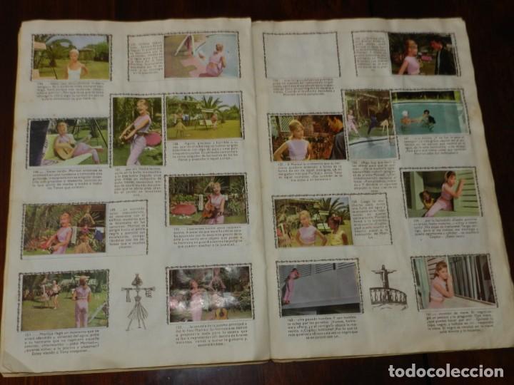 Coleccionismo Álbumes: Album de cromos Marisol Rumbo a Río - Álbum incompleto, faltan 10 cromos, los numeros (15, 17, 41, 6 - Foto 11 - 217122562
