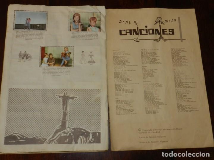Coleccionismo Álbumes: Album de cromos Marisol Rumbo a Río - Álbum incompleto, faltan 10 cromos, los numeros (15, 17, 41, 6 - Foto 15 - 217122562