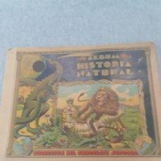 Coleccionismo Álbumes: ÁLBUM PREHISTORIA DE CHOCOLATES JUNCOSA. Lote 217178322