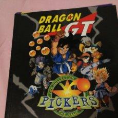 Coleccionismo Álbumes: DRAGON BALL Z ALBUM PICKERS VACIO. Lote 218545151