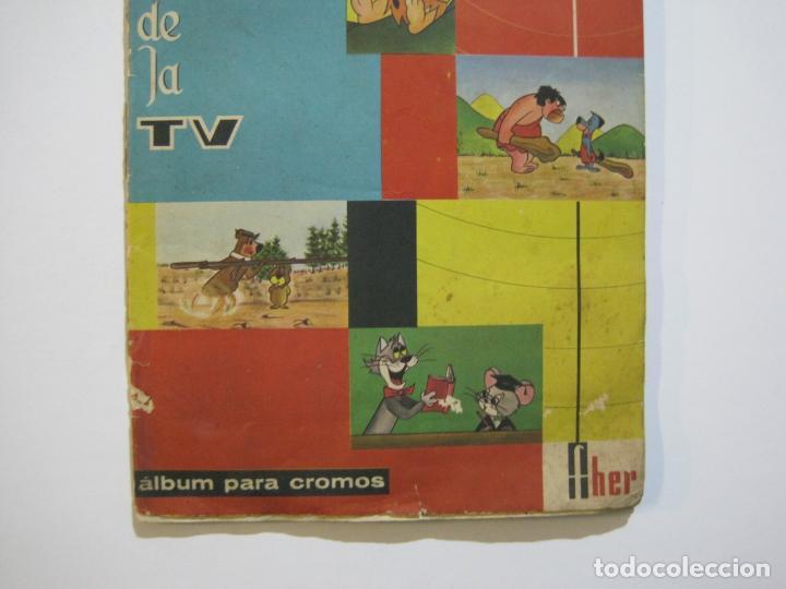 Coleccionismo Álbumes: HUCKLEBERRY HOUND-ALEGRES HISTORIETAS DE LA TV-ALBUM CASI COMPLETO-FALTA 1 CROMO-VER FOTOS(V-22.224) - Foto 3 - 218838445
