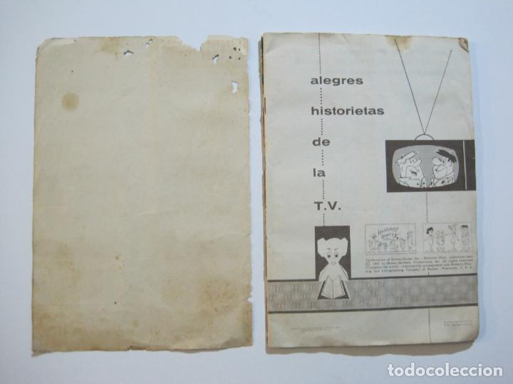 Coleccionismo Álbumes: HUCKLEBERRY HOUND-ALEGRES HISTORIETAS DE LA TV-ALBUM CASI COMPLETO-FALTA 1 CROMO-VER FOTOS(V-22.224) - Foto 5 - 218838445