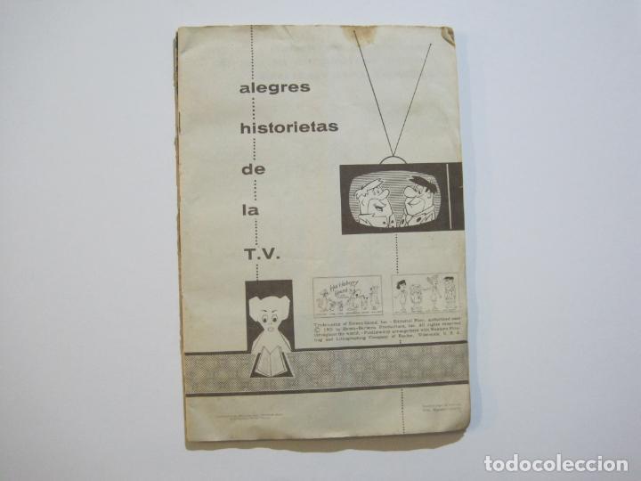 Coleccionismo Álbumes: HUCKLEBERRY HOUND-ALEGRES HISTORIETAS DE LA TV-ALBUM CASI COMPLETO-FALTA 1 CROMO-VER FOTOS(V-22.224) - Foto 6 - 218838445