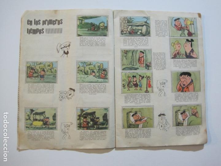 Coleccionismo Álbumes: HUCKLEBERRY HOUND-ALEGRES HISTORIETAS DE LA TV-ALBUM CASI COMPLETO-FALTA 1 CROMO-VER FOTOS(V-22.224) - Foto 8 - 218838445
