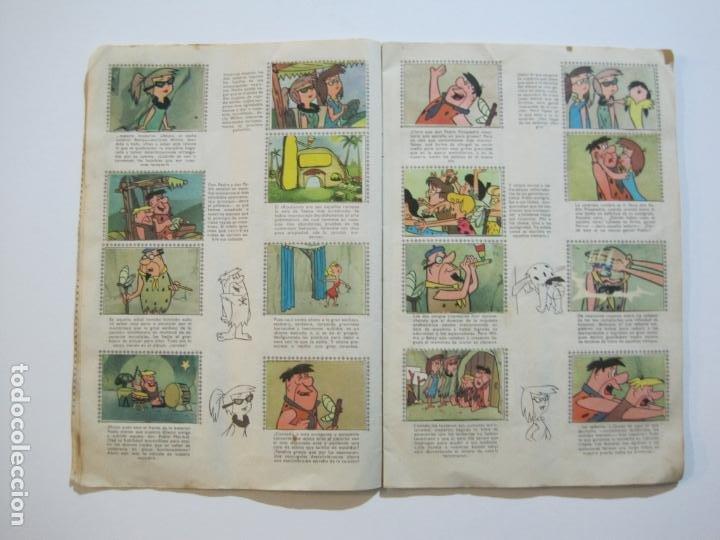 Coleccionismo Álbumes: HUCKLEBERRY HOUND-ALEGRES HISTORIETAS DE LA TV-ALBUM CASI COMPLETO-FALTA 1 CROMO-VER FOTOS(V-22.224) - Foto 10 - 218838445