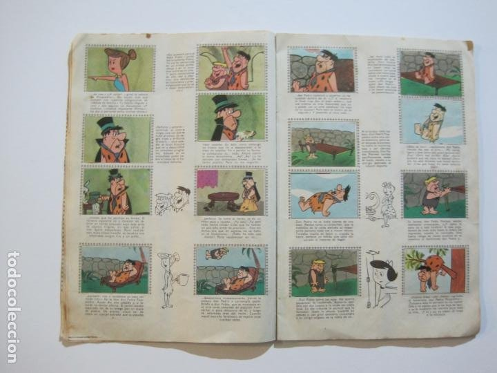 Coleccionismo Álbumes: HUCKLEBERRY HOUND-ALEGRES HISTORIETAS DE LA TV-ALBUM CASI COMPLETO-FALTA 1 CROMO-VER FOTOS(V-22.224) - Foto 11 - 218838445