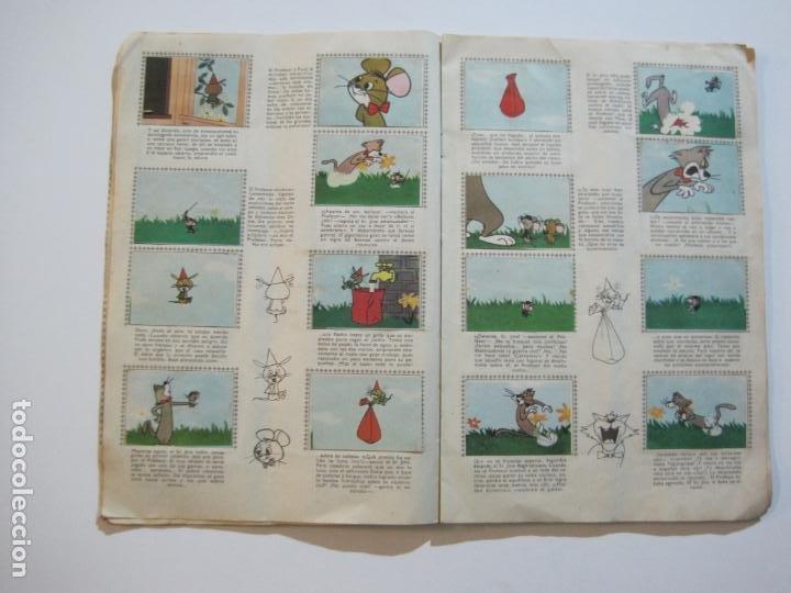 Coleccionismo Álbumes: HUCKLEBERRY HOUND-ALEGRES HISTORIETAS DE LA TV-ALBUM CASI COMPLETO-FALTA 1 CROMO-VER FOTOS(V-22.224) - Foto 13 - 218838445