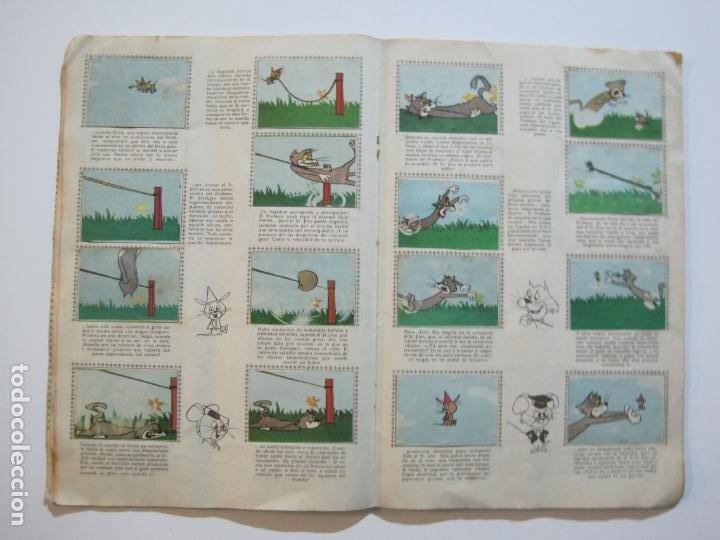 Coleccionismo Álbumes: HUCKLEBERRY HOUND-ALEGRES HISTORIETAS DE LA TV-ALBUM CASI COMPLETO-FALTA 1 CROMO-VER FOTOS(V-22.224) - Foto 14 - 218838445