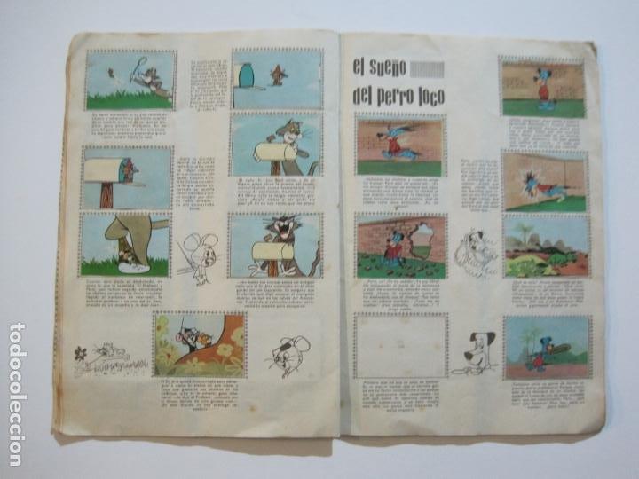 Coleccionismo Álbumes: HUCKLEBERRY HOUND-ALEGRES HISTORIETAS DE LA TV-ALBUM CASI COMPLETO-FALTA 1 CROMO-VER FOTOS(V-22.224) - Foto 15 - 218838445