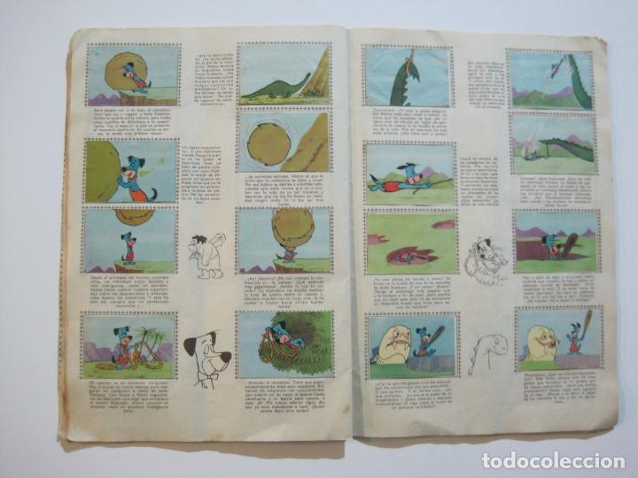 Coleccionismo Álbumes: HUCKLEBERRY HOUND-ALEGRES HISTORIETAS DE LA TV-ALBUM CASI COMPLETO-FALTA 1 CROMO-VER FOTOS(V-22.224) - Foto 18 - 218838445