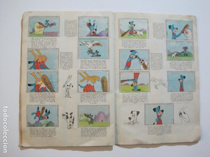 Coleccionismo Álbumes: HUCKLEBERRY HOUND-ALEGRES HISTORIETAS DE LA TV-ALBUM CASI COMPLETO-FALTA 1 CROMO-VER FOTOS(V-22.224) - Foto 19 - 218838445