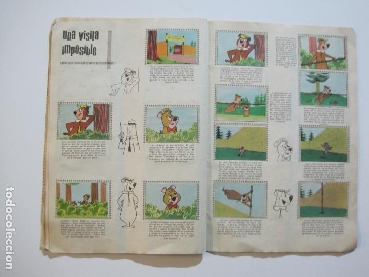 Coleccionismo Álbumes: HUCKLEBERRY HOUND-ALEGRES HISTORIETAS DE LA TV-ALBUM CASI COMPLETO-FALTA 1 CROMO-VER FOTOS(V-22.224) - Foto 20 - 218838445