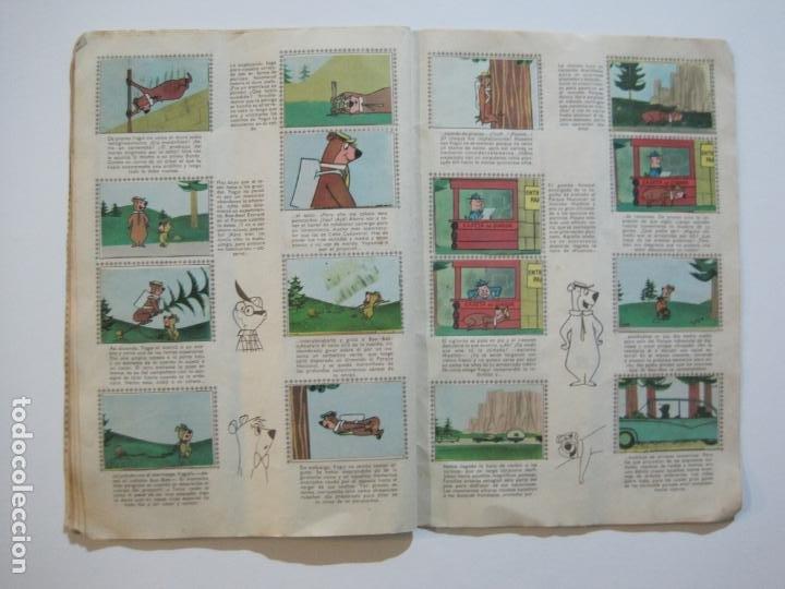 Coleccionismo Álbumes: HUCKLEBERRY HOUND-ALEGRES HISTORIETAS DE LA TV-ALBUM CASI COMPLETO-FALTA 1 CROMO-VER FOTOS(V-22.224) - Foto 21 - 218838445