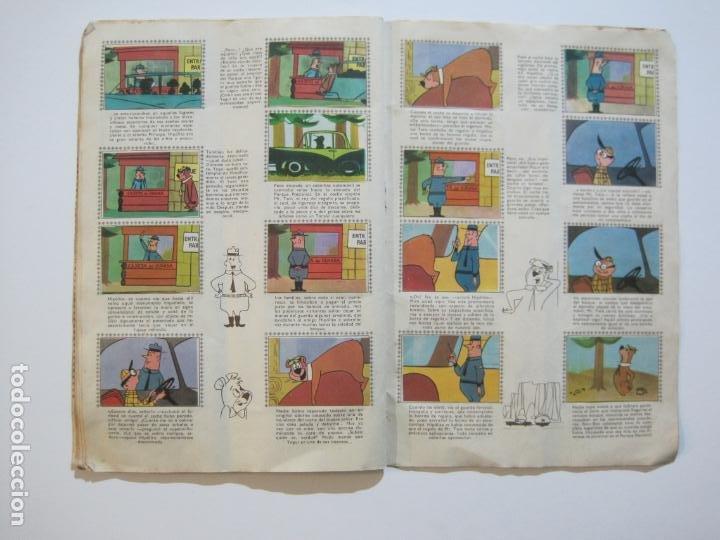 Coleccionismo Álbumes: HUCKLEBERRY HOUND-ALEGRES HISTORIETAS DE LA TV-ALBUM CASI COMPLETO-FALTA 1 CROMO-VER FOTOS(V-22.224) - Foto 22 - 218838445