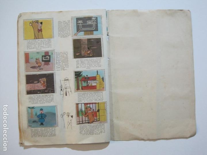 Coleccionismo Álbumes: HUCKLEBERRY HOUND-ALEGRES HISTORIETAS DE LA TV-ALBUM CASI COMPLETO-FALTA 1 CROMO-VER FOTOS(V-22.224) - Foto 23 - 218838445