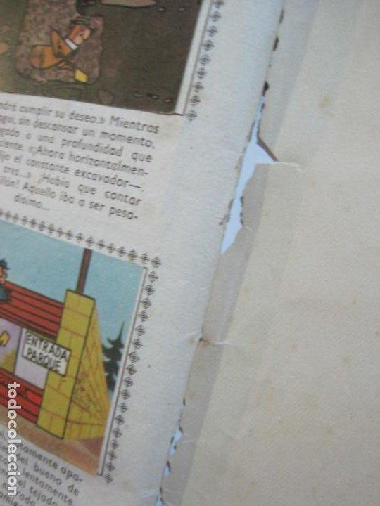 Coleccionismo Álbumes: HUCKLEBERRY HOUND-ALEGRES HISTORIETAS DE LA TV-ALBUM CASI COMPLETO-FALTA 1 CROMO-VER FOTOS(V-22.224) - Foto 25 - 218838445