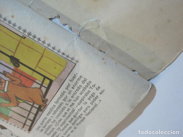 Coleccionismo Álbumes: HUCKLEBERRY HOUND-ALEGRES HISTORIETAS DE LA TV-ALBUM CASI COMPLETO-FALTA 1 CROMO-VER FOTOS(V-22.224) - Foto 27 - 218838445