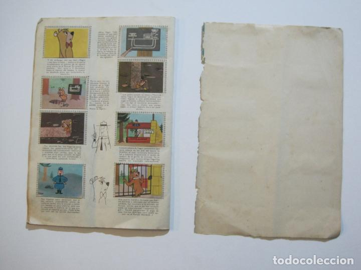 Coleccionismo Álbumes: HUCKLEBERRY HOUND-ALEGRES HISTORIETAS DE LA TV-ALBUM CASI COMPLETO-FALTA 1 CROMO-VER FOTOS(V-22.224) - Foto 28 - 218838445