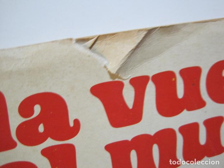Coleccionismo Álbumes: LA VUELTA AL MUNDO EN 320 CROMOS-ALBUM CASI COMPLETO-EDITORIAL BRUGUERA-VER FOTOS-(V-22.231) - Foto 2 - 218839875