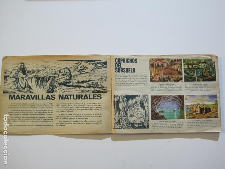 Coleccionismo Álbumes: LA VUELTA AL MUNDO EN 320 CROMOS-ALBUM CASI COMPLETO-EDITORIAL BRUGUERA-VER FOTOS-(V-22.231) - Foto 4 - 218839875