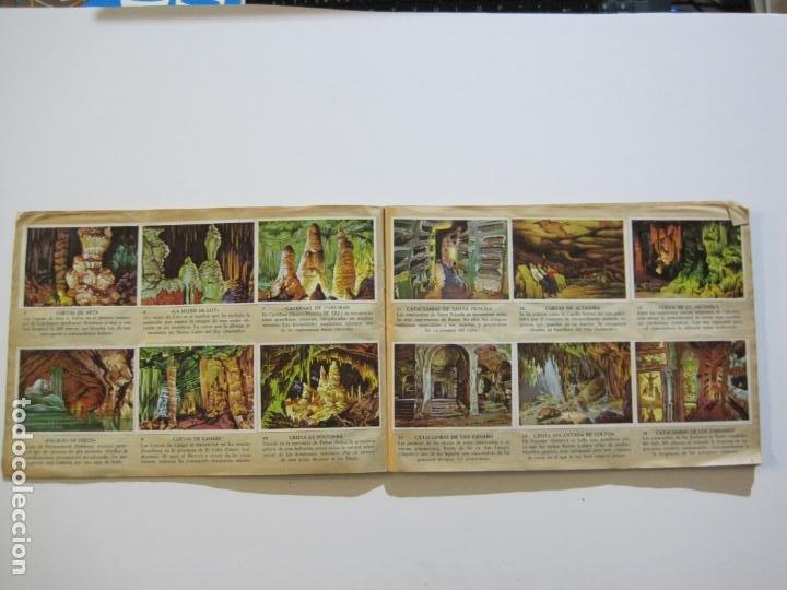 Coleccionismo Álbumes: LA VUELTA AL MUNDO EN 320 CROMOS-ALBUM CASI COMPLETO-EDITORIAL BRUGUERA-VER FOTOS-(V-22.231) - Foto 5 - 218839875