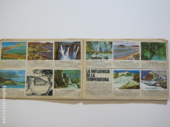 Coleccionismo Álbumes: LA VUELTA AL MUNDO EN 320 CROMOS-ALBUM CASI COMPLETO-EDITORIAL BRUGUERA-VER FOTOS-(V-22.231) - Foto 7 - 218839875