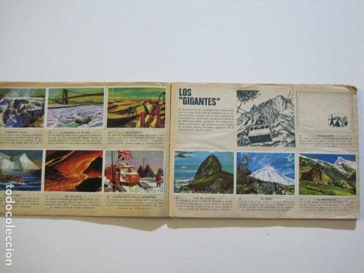 Coleccionismo Álbumes: LA VUELTA AL MUNDO EN 320 CROMOS-ALBUM CASI COMPLETO-EDITORIAL BRUGUERA-VER FOTOS-(V-22.231) - Foto 8 - 218839875