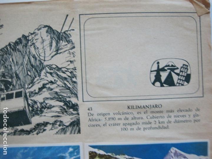 Coleccionismo Álbumes: LA VUELTA AL MUNDO EN 320 CROMOS-ALBUM CASI COMPLETO-EDITORIAL BRUGUERA-VER FOTOS-(V-22.231) - Foto 9 - 218839875