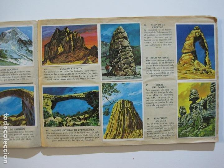 Coleccionismo Álbumes: LA VUELTA AL MUNDO EN 320 CROMOS-ALBUM CASI COMPLETO-EDITORIAL BRUGUERA-VER FOTOS-(V-22.231) - Foto 10 - 218839875