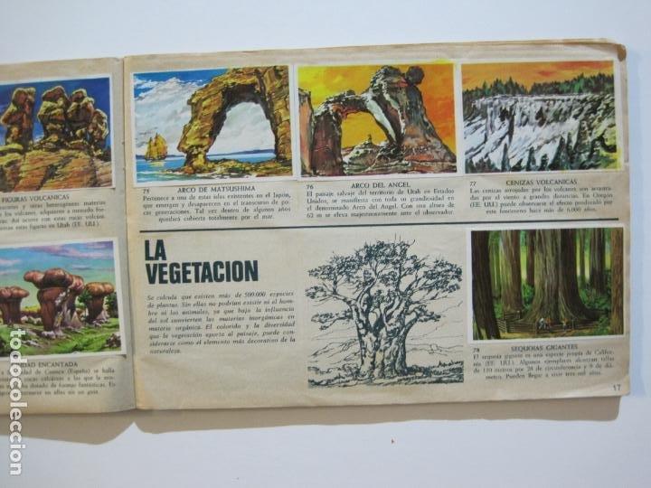 Coleccionismo Álbumes: LA VUELTA AL MUNDO EN 320 CROMOS-ALBUM CASI COMPLETO-EDITORIAL BRUGUERA-VER FOTOS-(V-22.231) - Foto 11 - 218839875