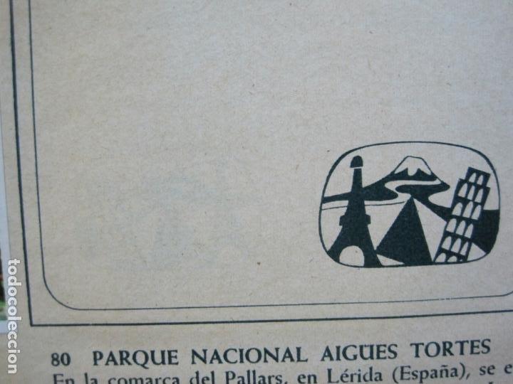 Coleccionismo Álbumes: LA VUELTA AL MUNDO EN 320 CROMOS-ALBUM CASI COMPLETO-EDITORIAL BRUGUERA-VER FOTOS-(V-22.231) - Foto 13 - 218839875
